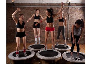 Батут и фитнес