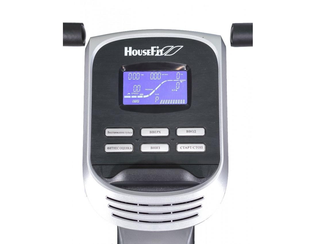 Велотренажер HouseFit HB 8224HPM