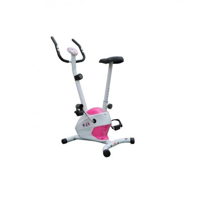 Велотренажер USA Style SS-778 Розовый