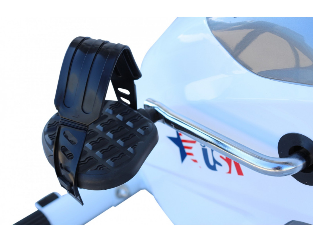 Велотренажер USA Style SS-778 серый