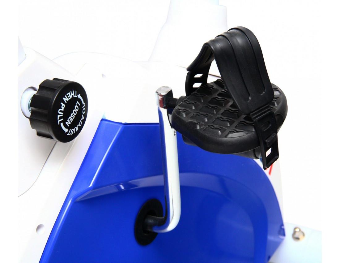 Велотренажер USA Style синий SS-7789A