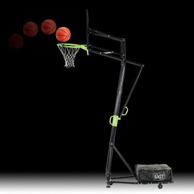 Переносной баскетбольный щит EXIT Galaxy Green