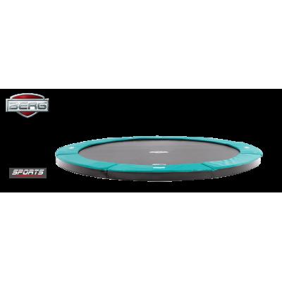 Батут BERG FlatGround Champion Grey 330 см
