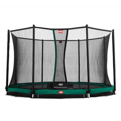 Батут Berg InGround Champion 330 см с защитной сеткой Safety Net Deluxe