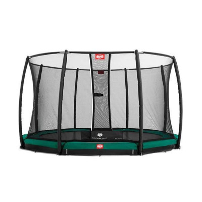 Батут Berg InGround Champion 430 см с защитной сеткой Safety Net Comfort (InGround)