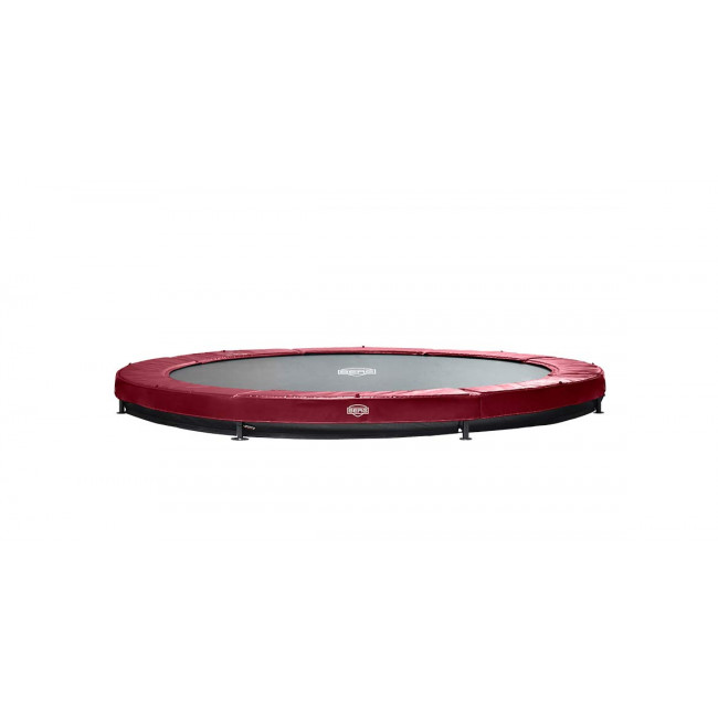 Батут BERG InGround Elite Red 380 см