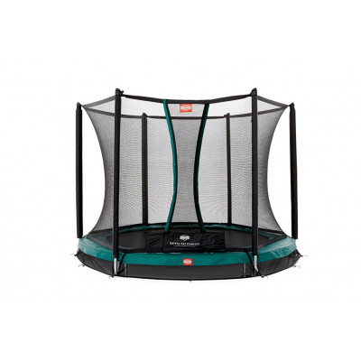 Батут Berg InGround Talent 240 см с защитной сеткой Safety Net Comfort