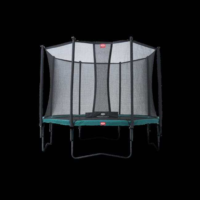 Батут Berg Champion 430 см с защитной сеткой Safety Net Comfort
