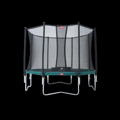 Батут Berg Favorit 330 см с защитной сеткой Safety Net Comfort