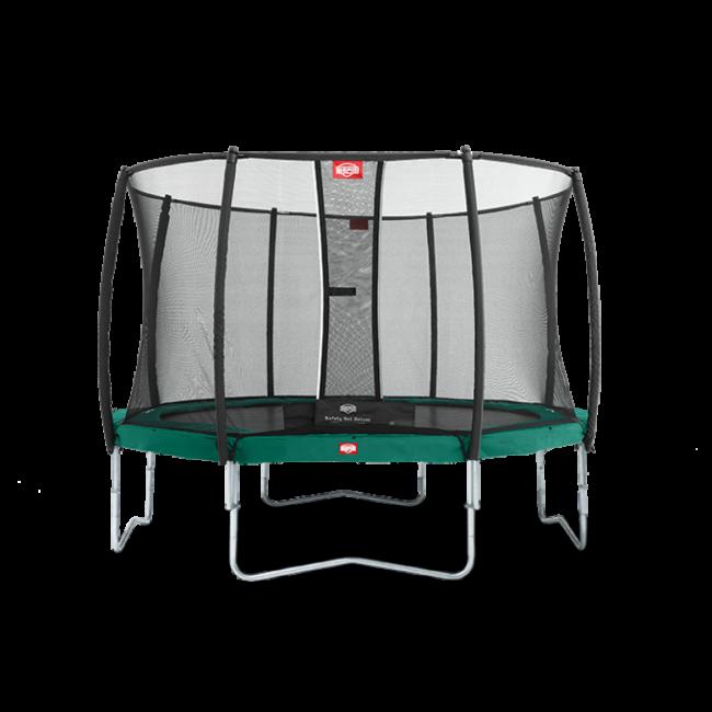 Батут Berg Favorit 270 см с защитной сеткой Safety Net Deluxe