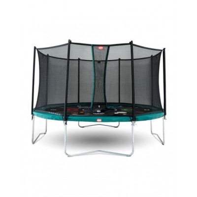 Батут Berg Favorit 380 см с защитной сеткой Safety Net Deluxe