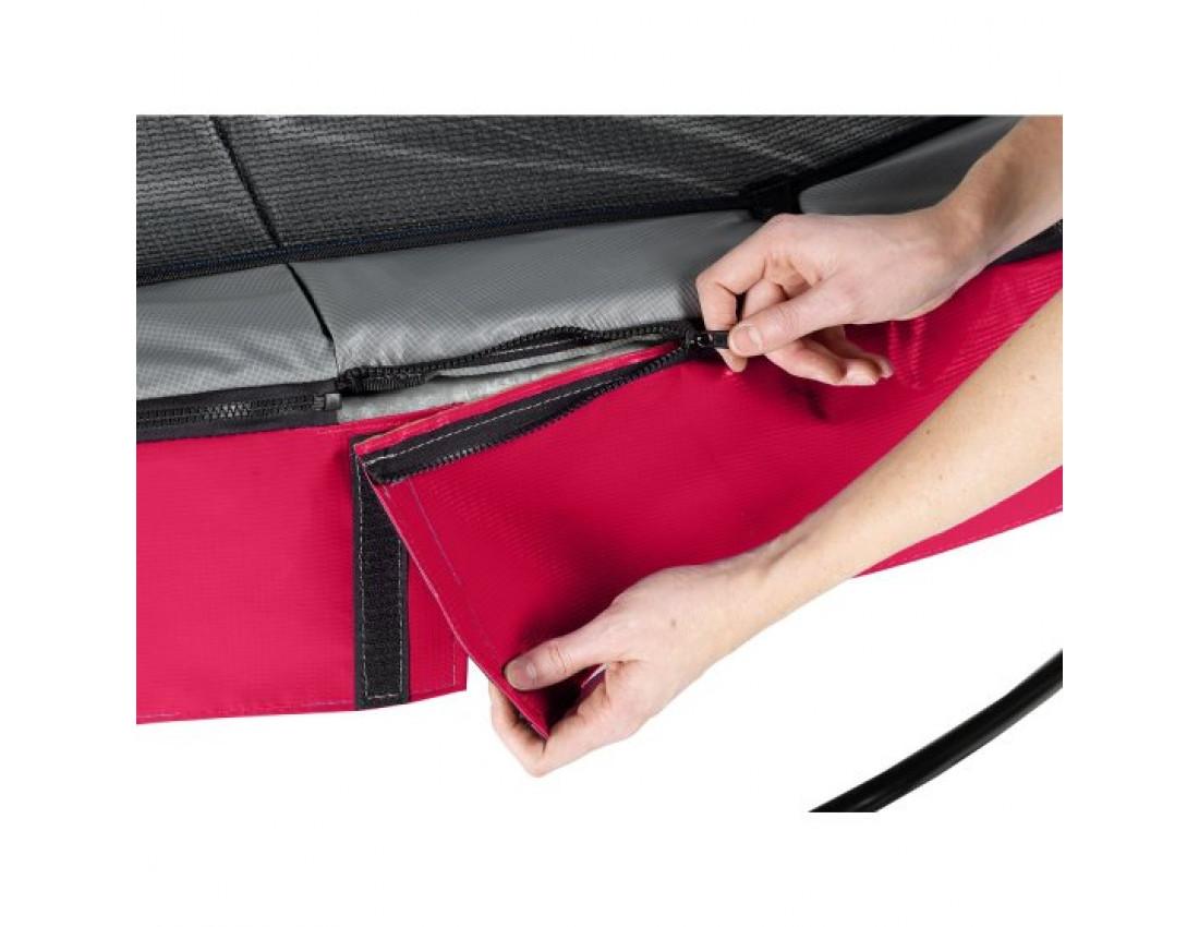 Батут EXIT Elegant Premium 253cm Red
