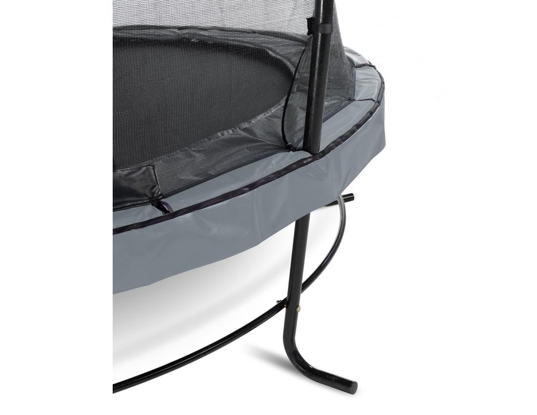 Батут EXIT Elegant 366cm Grey
