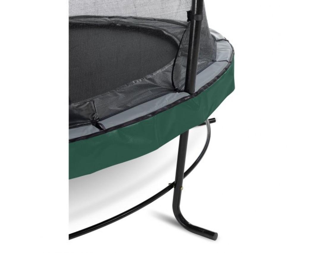 Батут EXIT Elegant Premium 427cm Green