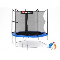 Батут Hop-Sport с внутренней сеткой