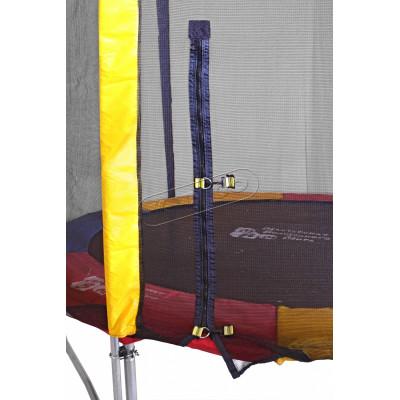 Батут KIDIGO 244 см с защитной сеткой BT244