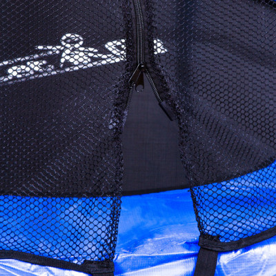 Батут Let's Go LG8060 детский с защитной сеткой 152 см