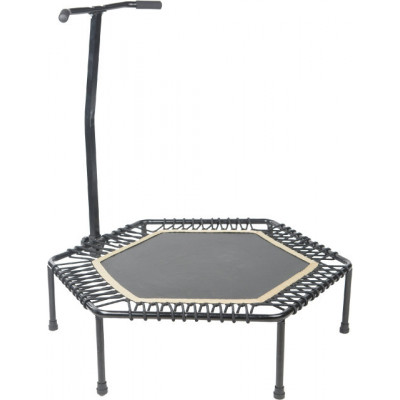 Батут SportHouse Ironmaster IRTP06-50R 127 см для фитнеса с ручкой
