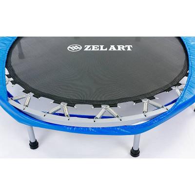 Батут Zelart C-2697 137 см детский