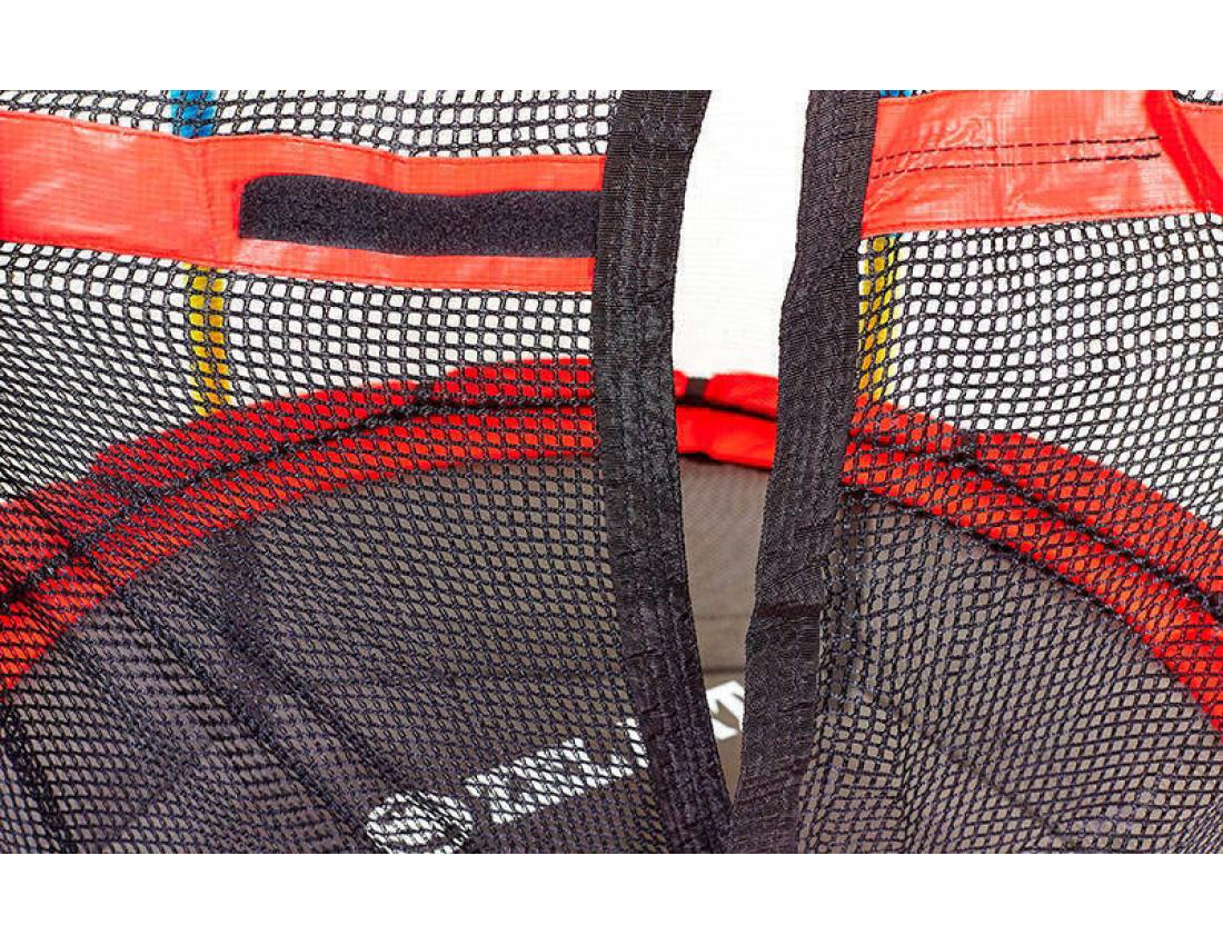 Батут Zelart C-B7105 с защитной сеткой детский
