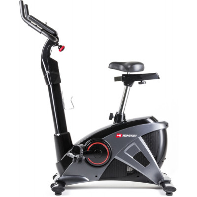 Велотренажер Hop-Sport HS-090H Apollo iConsole+black/blue+mat