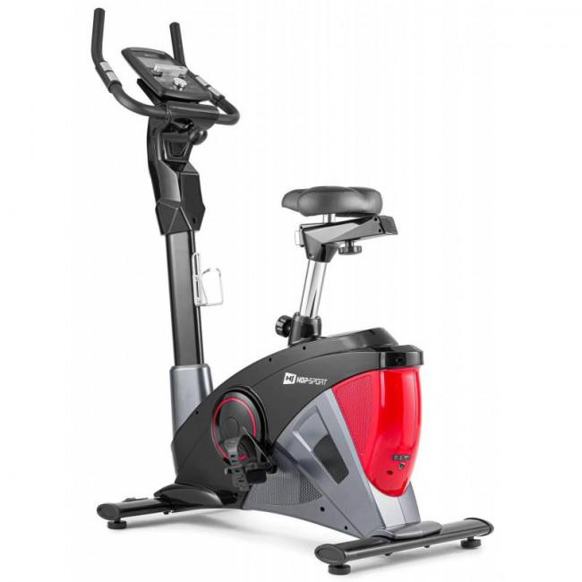 Велотренажер Hop-Sport HS-090H Apollo iConsole+black/red+mat