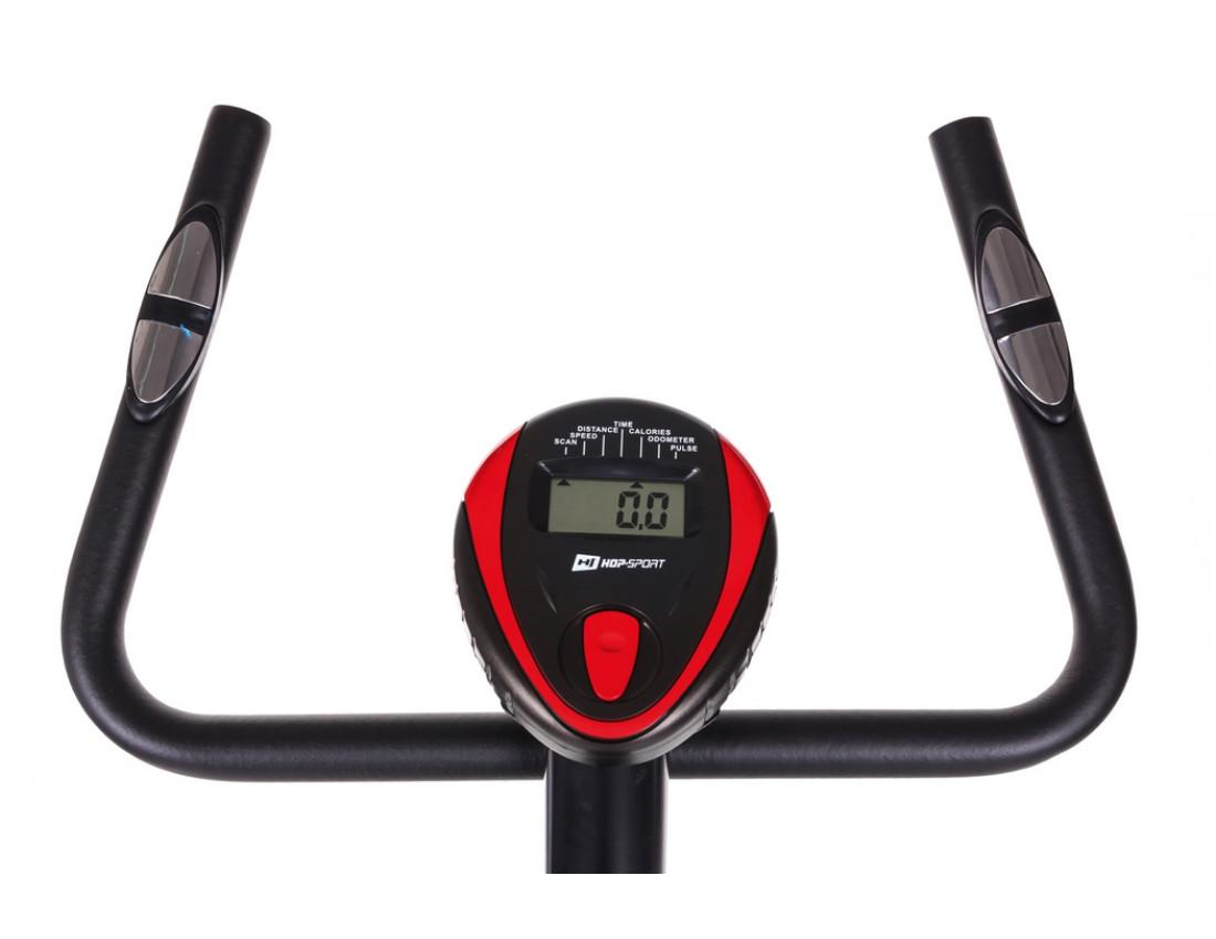 Велотренажер Hop-Sport HS-040H COLT red