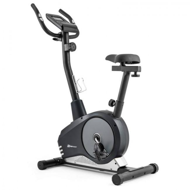 Велотренажер Hop-Sport HS-2080 Spark model 2020 black/silver