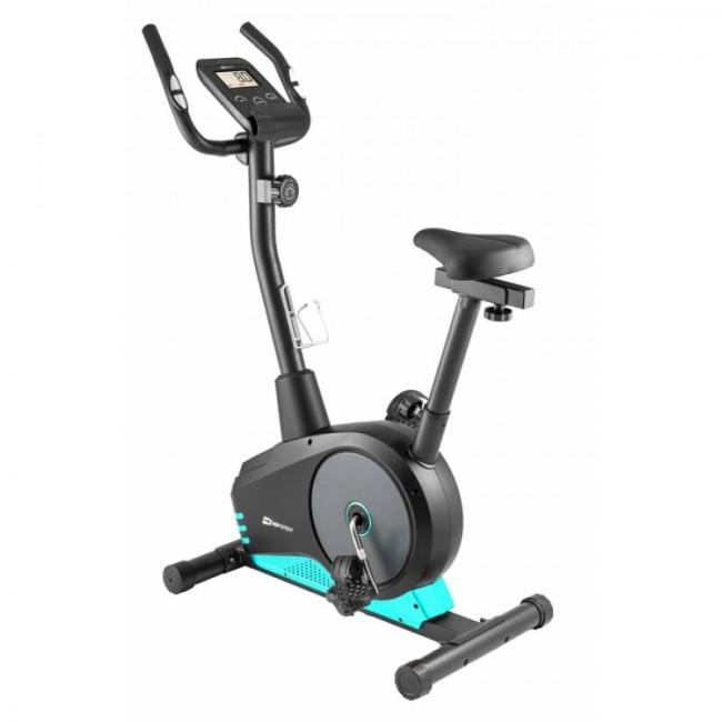 Велотренажер Hop-Sport HS-2080 Spark model 2020 black/turquoise