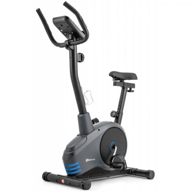 Велотренажер Hop-Sport HS-2080 Spark grey/blue 2018