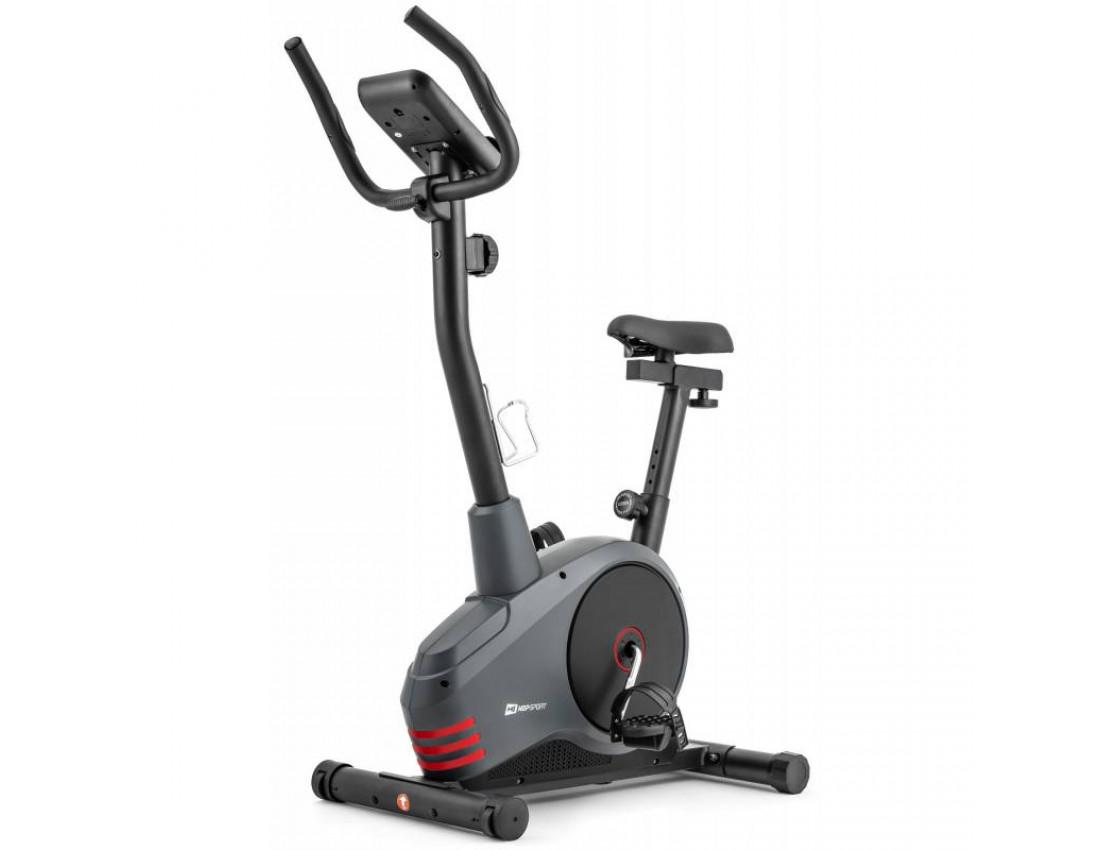 Велотренажер Hop-Sport HS-2080 Spark grey/silver 2018