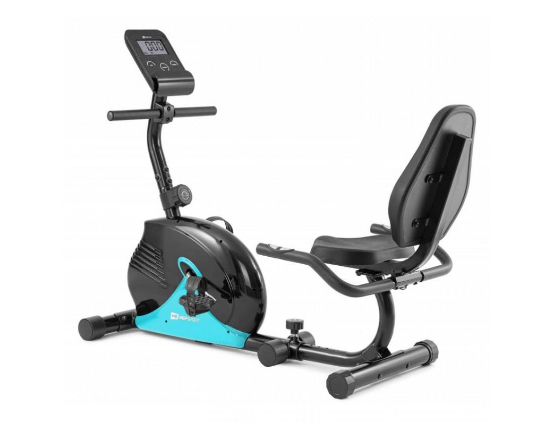 Велотренажер Hop-Sport HS-030L Rapid бирюзовый