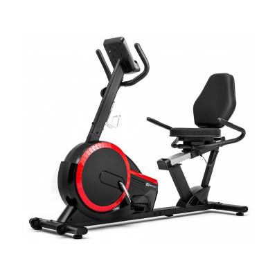 Горизонтальный велотренажер Hop-Sport HS-060L Pulse Red