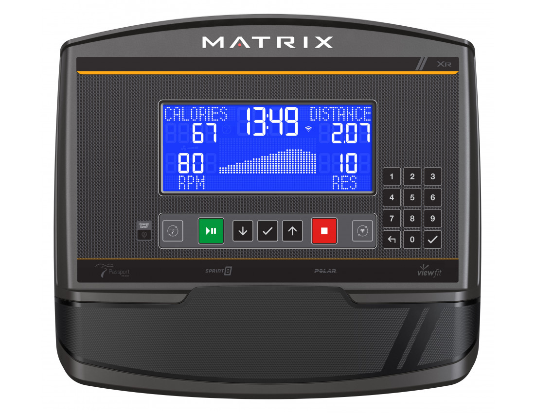 Велоэргометр вертикальный  Matrix U50 XR