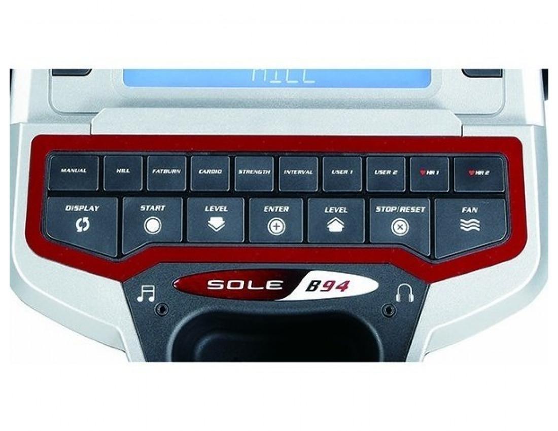 Велотренажер Sole B94