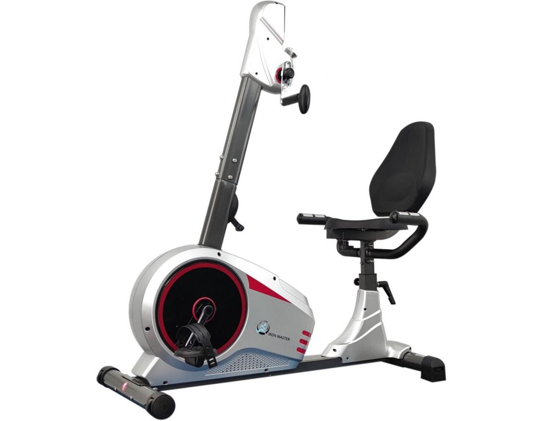 Велотренажер для реабилитации для рук и ног USA Style IRON MASTER 511RM