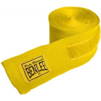 Бинты эластичные BENLEE 195002 300 cm желтый