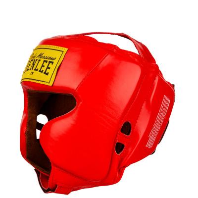 Шлем защитный BENLEE Tyson 196012 кожа Красный L/XL