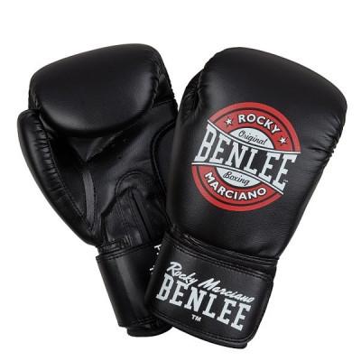 Боксерские перчатки Benlee Pressure Black-Red-White 12 oz