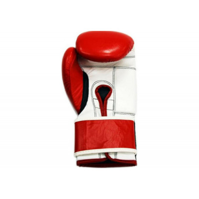 Боксерские перчатки Thor Shark PU 10 oz Black