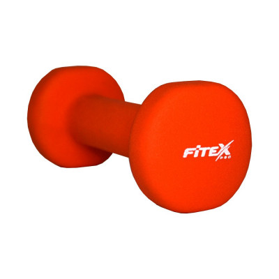 Гантель неопреновая Fitex MD2015-1V