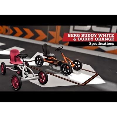 Веломобиль BERG Buddy Orange