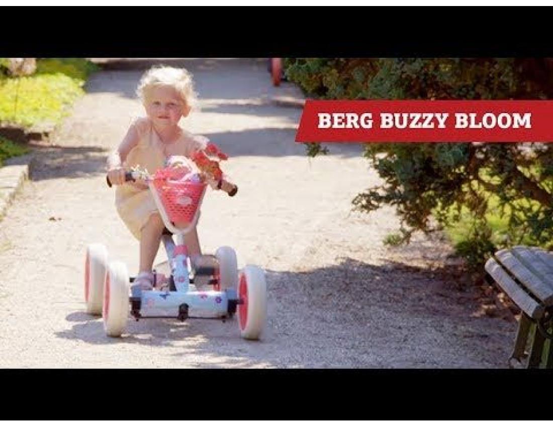 Веломобиль BERG Buzzy Bloom