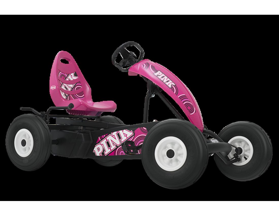 Веломобиль BERG Compact Pink BFR