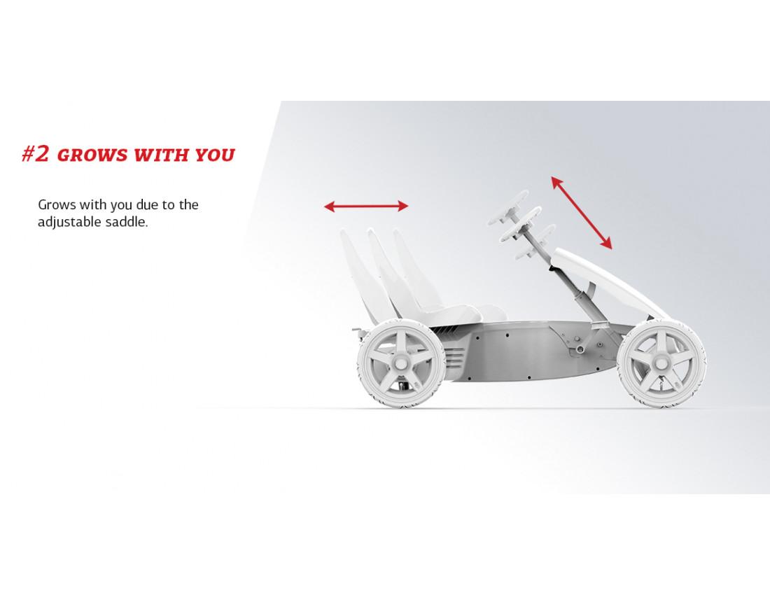 Веломобиль BERG Ford Mustang GT Pedal Go-kart