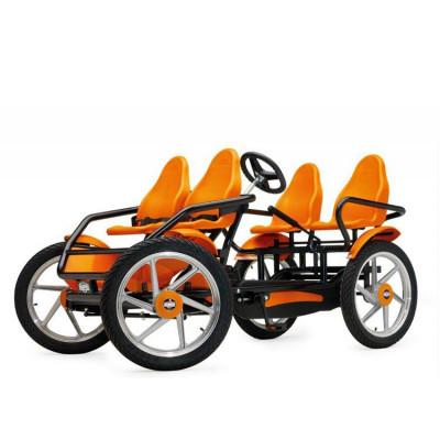 Веломобиль BERG GranTour F Race 4-seater