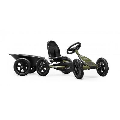 Веломобиль BERG Jeep Junior Pedal Go-kart