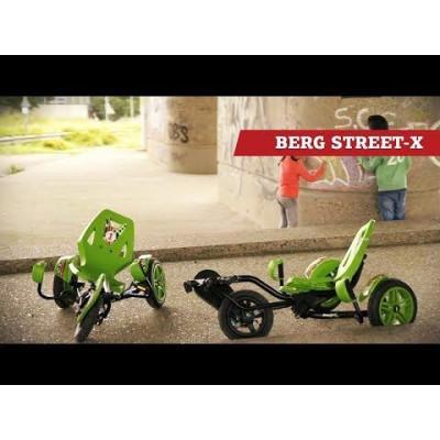 Веломобиль BERG Street-X