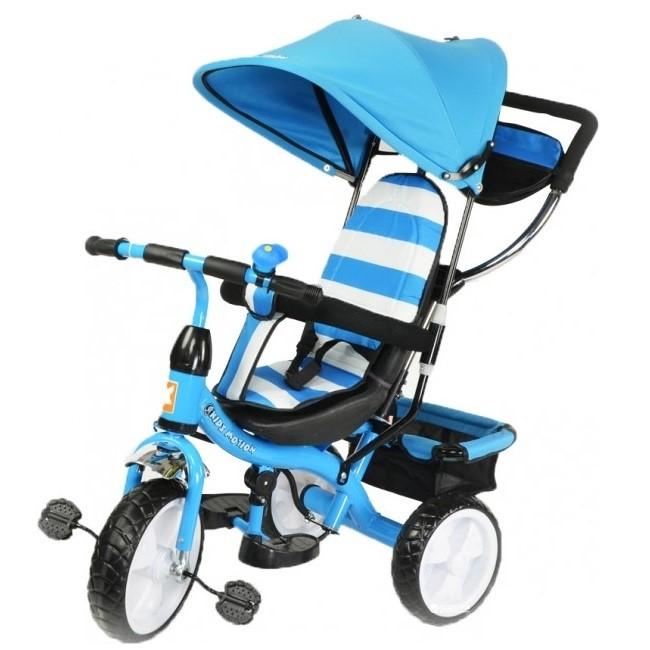 Велосипед 3-х колесный KidzMotion Tobi Junior BLUE