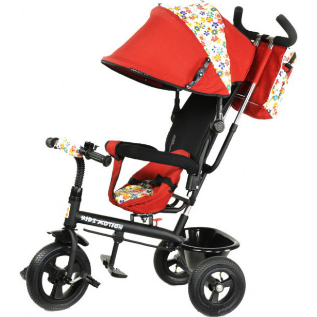 Велосипед 3-х колесный KidzMotion Tobi Venture RED